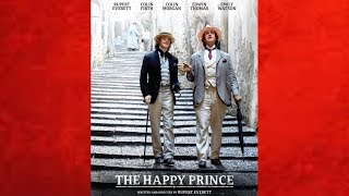 THE HAPPY PRINCE Movie Review - Jordan The Lion Daily Travel Vlog (10/31/18)