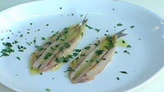 Ricette pesce: Alici marinate_uChef.it