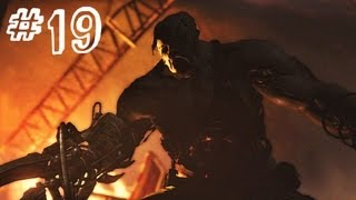 Resident Evil 6 Gameplay Walkthrough Part 19 - USTANAK - Leon / Helena Campaign Chapter 4 (RE6)