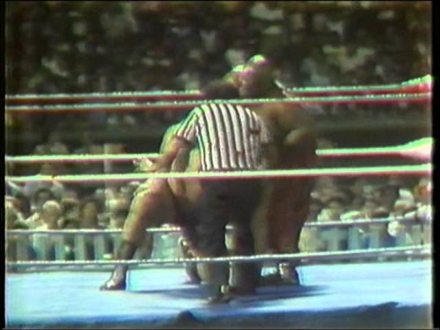 WWC - Andre The Giant vs Abdullah The Butcher Travel Video