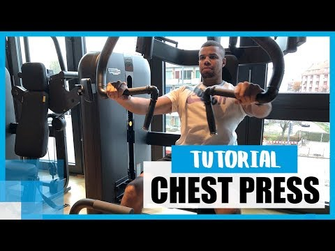 Brusttraining-Tutorial: So benutzt du die Chest Press richtig ⚡️ thumbnail