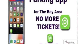 Parking app to avoid parking tickets