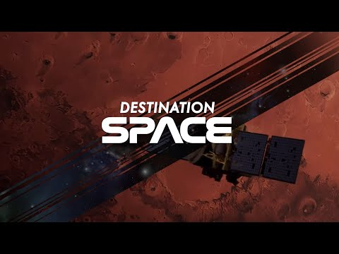 The spacecrafts coming to the red planet