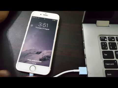 How To Plug iPhone into Computer! (Windows or Mac PC) (Connect iPhone to Computer).