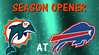 DIVISIONAL BEATDOWN!!! | NFL 2k5 Miami Dolphins Franchise Rebuild | Ep19 S2G1 at Bills