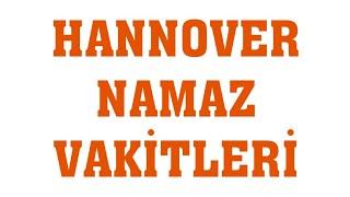 Hannover Namaz Vakitleri screenshot 4