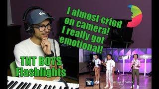 Vocal Coach Yazik REACTS to TNT Boys - Flashlight