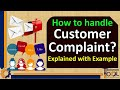Techmentool: Sales & Marketing- Part 3 | Complaint handling | Satisfaction survey