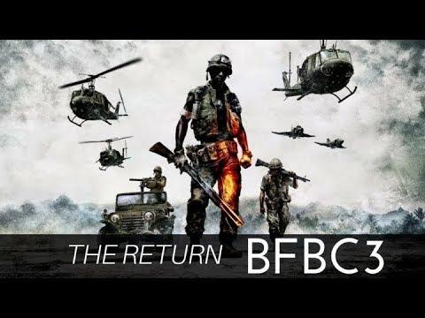 Battlefield 2018 Will be Vietnam - Bad Company 3 (Cod WWII Gameplay)