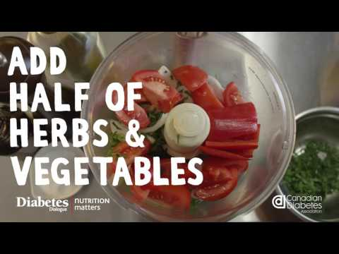 Nutrition Matters: Gazpacho