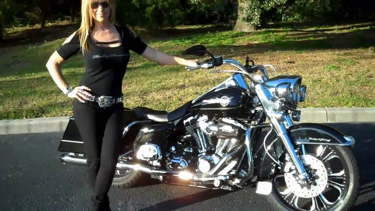 used harleys for sale 2007 flhr road king harleydavidson tampa