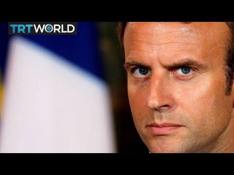 French president addresses EU Parliament | Money Talks