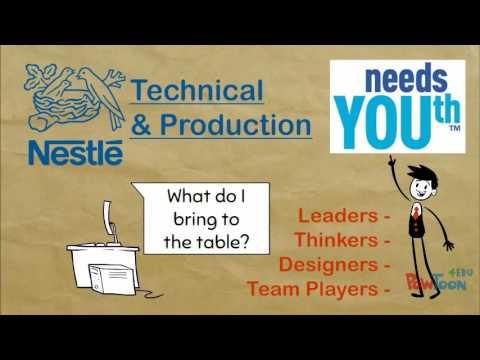 Nestle Npower Management Trainee Programme