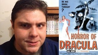HORROR OF DRACULA (1958) Movie Review