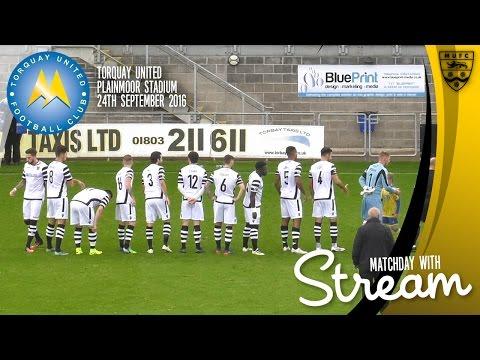Torquay United Vs Maidstone united (24/09/16)
