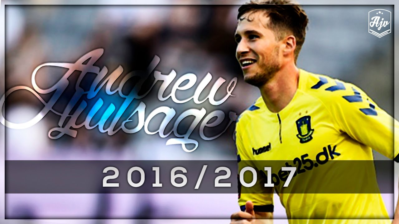 Andrew Hjulsager 2016/2017 | B...