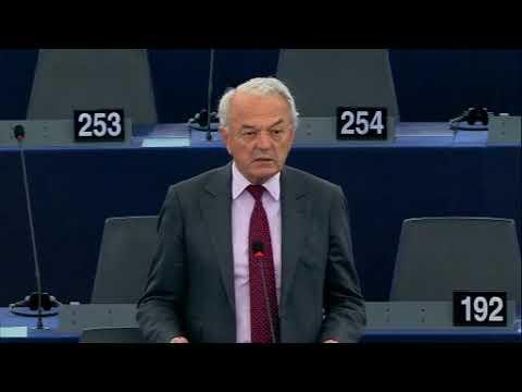 Mon intervention en plénière sur le futur cadre financier pluriannuel 2021-2027