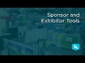 Hubb's Sponsor and Exhibitor Tools