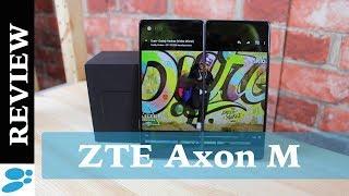 Análisis ZTE Axon M: un extraño teléfono plegable