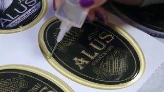 видео Печать этикеток - способы, используемые материалы. | poleznoe - широкоформатная печать, интерьерная печать, наружная реклама - (495) 644-97-65 Фарбис Москва