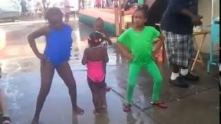 Kids Dancing To Dance (ass)