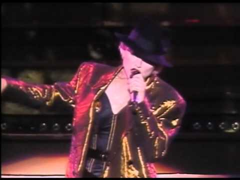 Madonna - White Heat [Who's That Girl Tour]