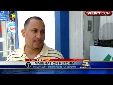 Sheriff To Spearhead Effort For Ohio Immigration Law