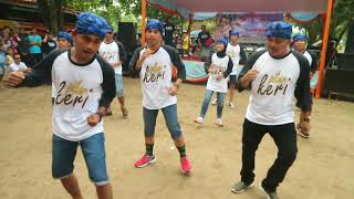 "JOGET TEMON HOLIC"" PIKER KERI VIA VALLEN"" FAMILY GATHERING YYSU INDONESIA"