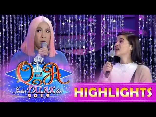 It's Showtime Miss Q & A: Vice Ganda reveals how their director gets mad
