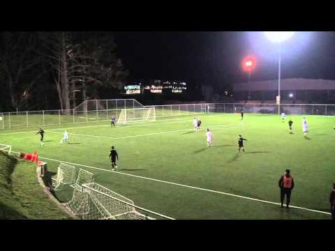Olé Football Academy U14-16's vs Island Bay 1st Team (Full Game)