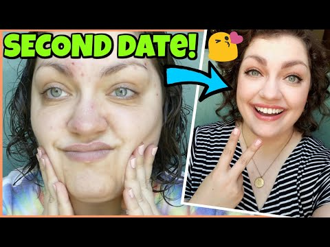 SECOND DATE GET READY & UNREADY WITH ME | Makeup, Outfit, & DATE RECAP!!!