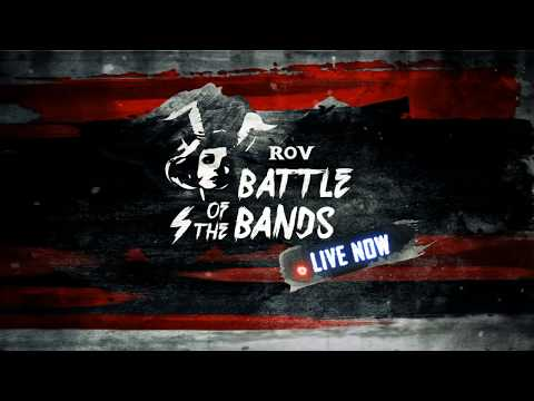 Garena ROV: Battle of the Bands - Group A