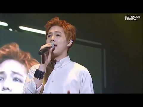 [LIVE] LEE HONG KI {이홍기} - I'M SAYING {THE HEIRS OST} [HD]