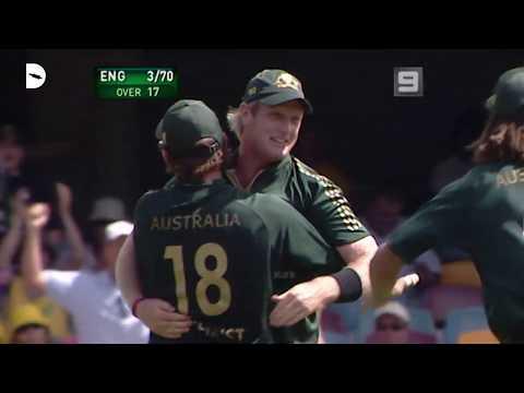 Glenn Maxwell's six favourite cricket highlights
