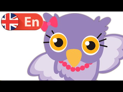 LA LECHUZA - EN INGLÉS ♫ Canciones Infantiles