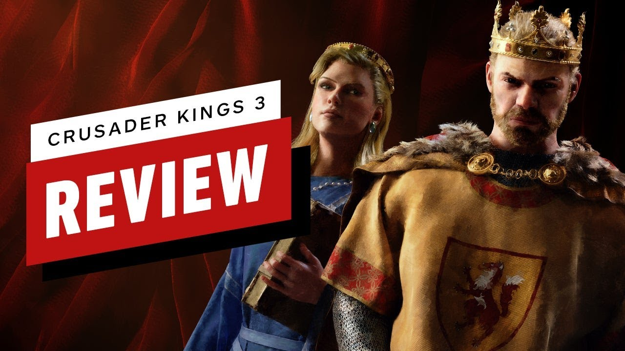 Crusader Kings 3 Review (Video Game Video Review)