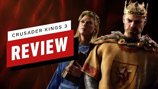 Crusader Kings 3 Review (Video Game Video Review)