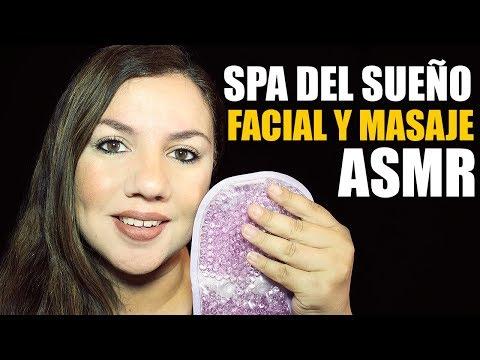 ASMR Español Spa de Los Sueños Role Play | Susurros