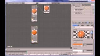 Blender 3D : How to simulate a semi-wet floor in Blender's internal renderer