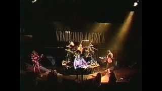 """Wrathchild America LIVE 1992 """"Checkin"""