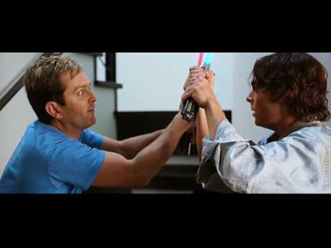 17 Again - Hilarious Fight!