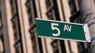 Пятая авеню. Нью-Йорк #45(Пятая авеню. Нью-Йорк. Видео #45. Видео дневник эмигранта. Как со мной связаться? Skype: emigrantvideo e-mail: emigrantvideo@gmail.com., 2013-10-21T14:54:02.000Z)