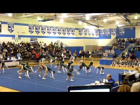 Waldon Middle School Competitive Cheer 2014-2015