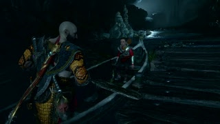 God Of War PS4 Game Play