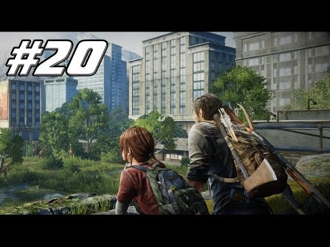 The Last Of Us Remastered - REAL Walkthrough - Hydroelectric Dam - Pt. 20 (Grounded Mode) 1080p