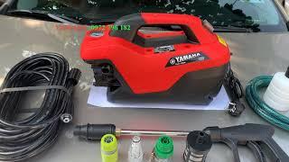 Máy rửa xe YAMAHA - HA889 (2800W) link đặt hàng 👉 https://www.mayruaxeyamaha.com/