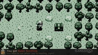 Evoland - RPG Between Eras Gameplay (PC)