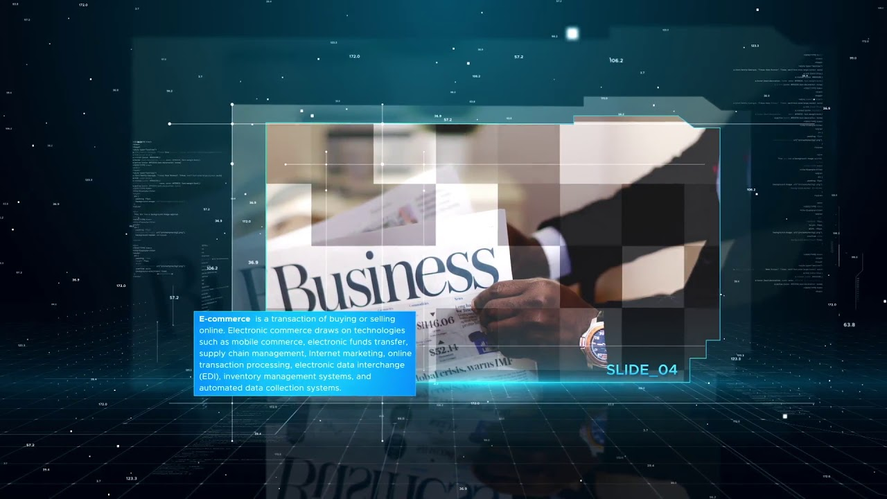 Digital Promo After Effects Template From Videohive