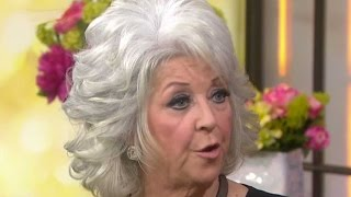 Paula Deen: &#39I Disappointed Myself&#39  TODAY