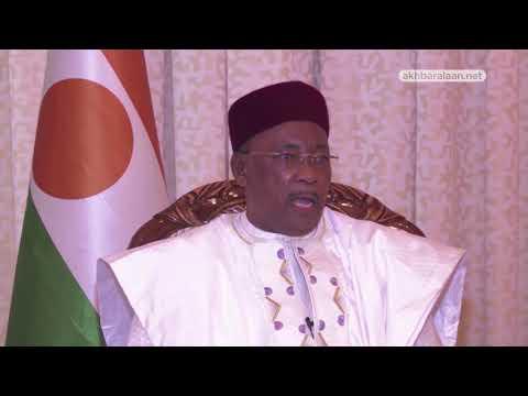رئيس #النيجر المنتهية ولايته ل #أخبار_الآن: الوقت الآن ليس لإعلان الهزيمة ولا للإنسحاب.
